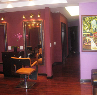Salon Area